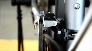 Настройка переднего переключателя велосипеда(, 2012-08-30T21:59:09.000Z)