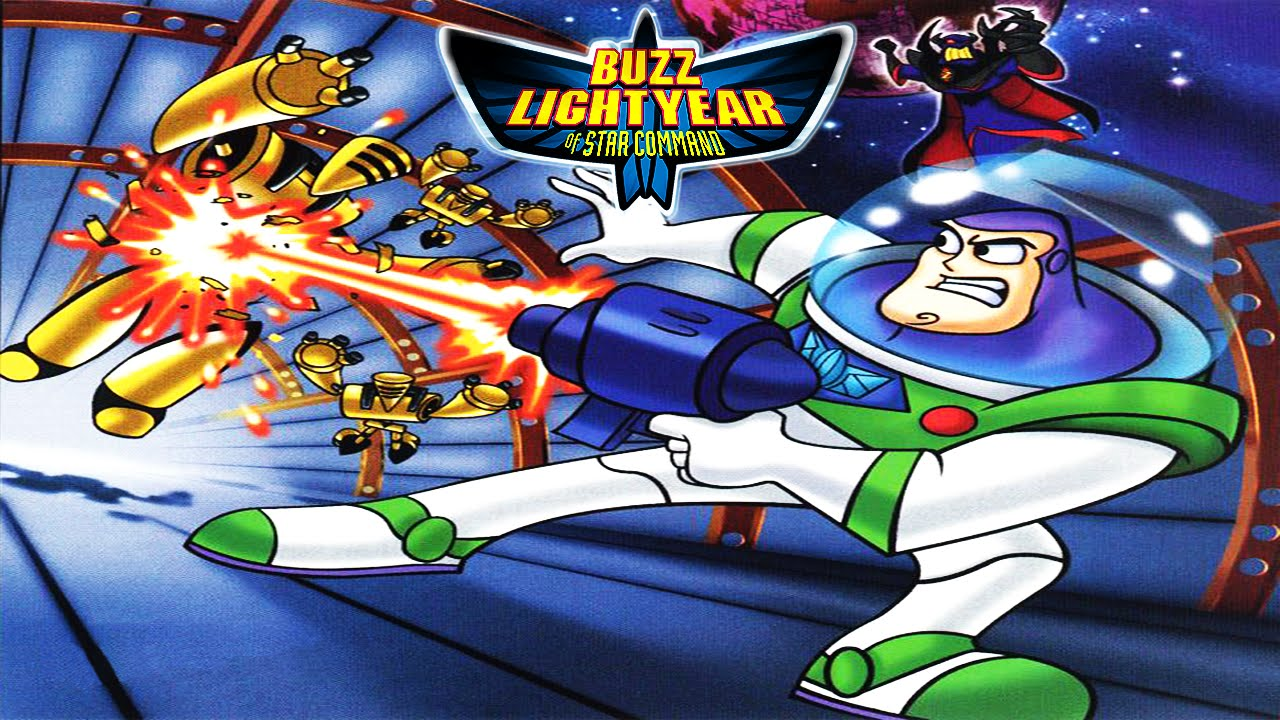 Buzz Lightyear Of Star Command Video Game Ps1 Full 100