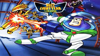 Buzz Lightyear Of Star Command Video Game (PS1) Full 100% Play…