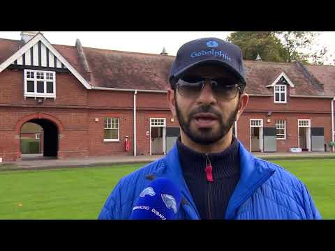 #DubaiRacing - Saeed bin Suroor on Godolphin's 25th Anniversary