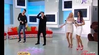 "FUEGO - ""Iubire"" (""Star matinal"", Antena Stars)"