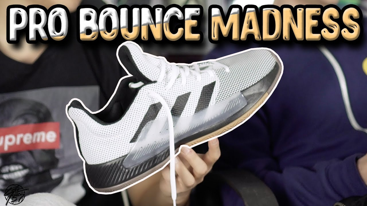 Adidas Pro Bounce Madness 2019 First Impressions!