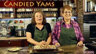 Candied Yams 314