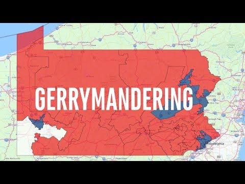 PA Supreme Court Strikes Down Gerrymandering Map