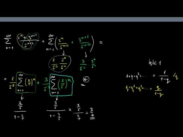 Gyakorlófeladatok numerikus sorokhoz 3