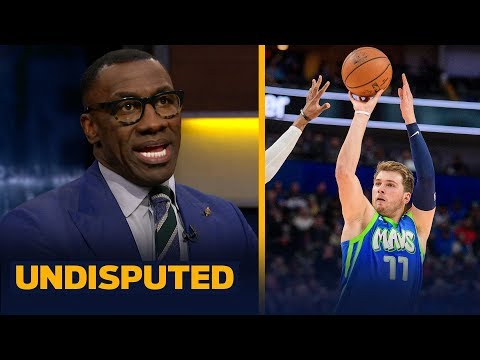 Luka Doncic is the 'closest thing to Bird since Larry Bird' — Shannon Sharpe | NBA | UNDISPUTED