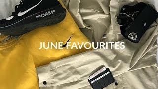 JUNE FAVOURITES   Monthly Q&A   Men