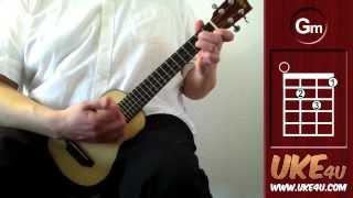 Ai Se Eu Te Pego ( Michel Telo ) - ukulele tutorial with chords
