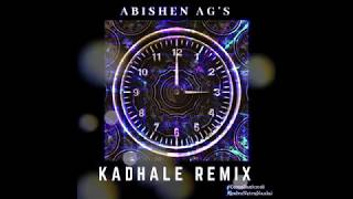 KADHALE REMIX Official Audio | Abishen AG | Jerone B