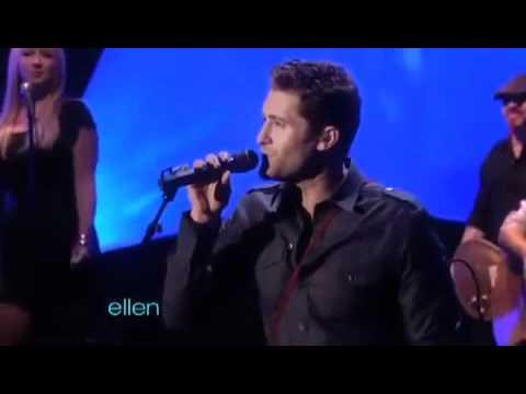 Matthew Morrison Performs 'Summer Rain'