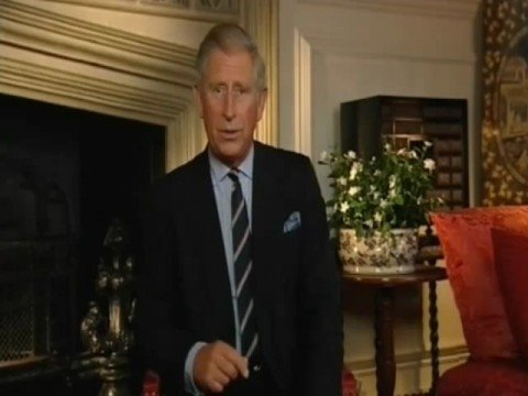 HRH delivers the Sir Albert Howard Memorial Lecture