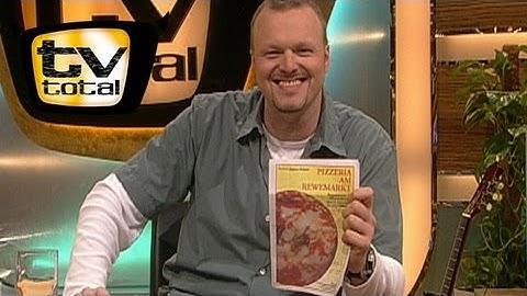 Die schlechteste Speisekarte Deutschlands - TV total