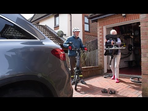 Review - EasyLegs Pro - Geoff - Incomplete Spinal Cord Injury C2 / C3