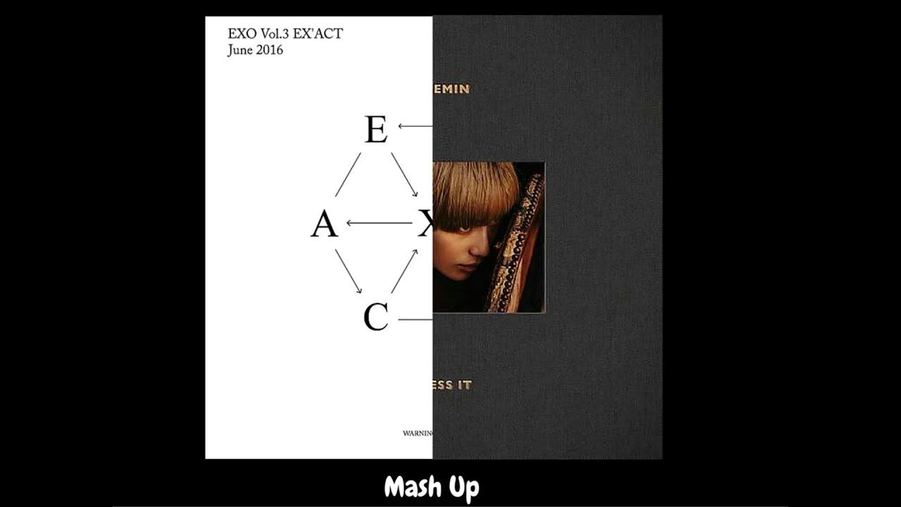 Exo x Taemin - Artificial Love/ Drip Drop