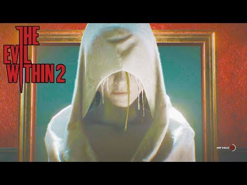 THE EVIL WITHIN 2 All Cutscenes Movie (Game Movie)