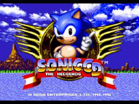 Sonic CD (US) - Soundtrack