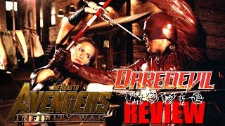 Daredevil (2003) Movie Review (The Road to Infinity War Part 11)