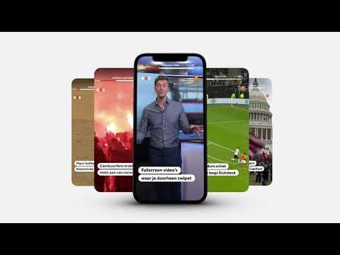 NOS  vernieuwde app