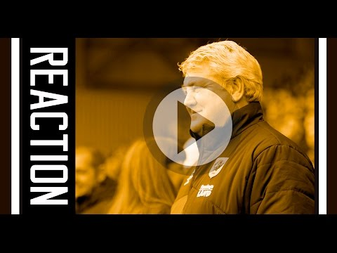 Sheffield Wednesday V The Tigers | Reaction With Steve Bruce