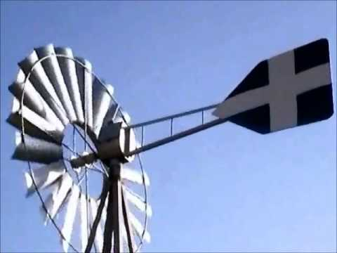 how to build cheap home made windmill