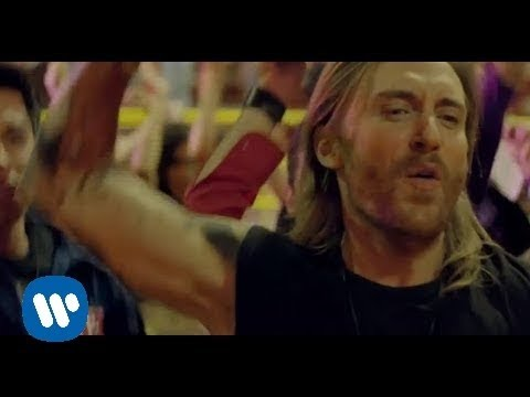 Dd Guetta - Play Hard ft. Ne-Yo, Akon (Official Video)