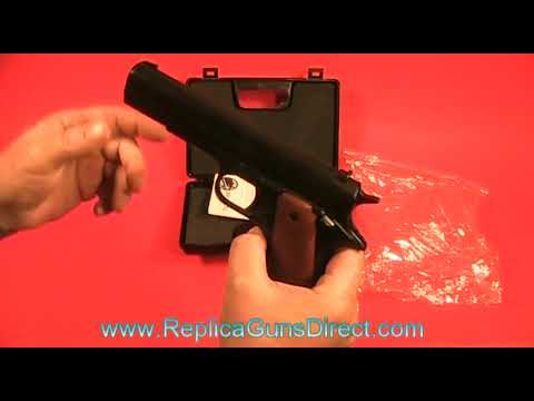 M1911  45 Automatic Blank Firing Gun