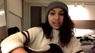 Justin Bieber - Love Yourself (Alessia Cara Cover) Video