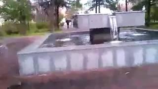 Самый северный фонтан в мире