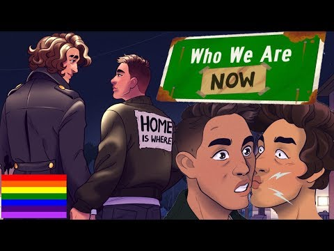 GAY DATING SIM - Who We Are Now Demo