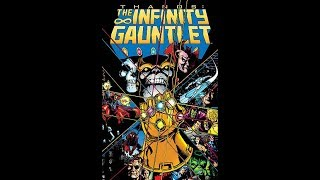 The Infinity Gauntlet trade paperback review
