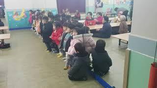 원종동 동화나라 어린이집 재롱잔치 아기상어