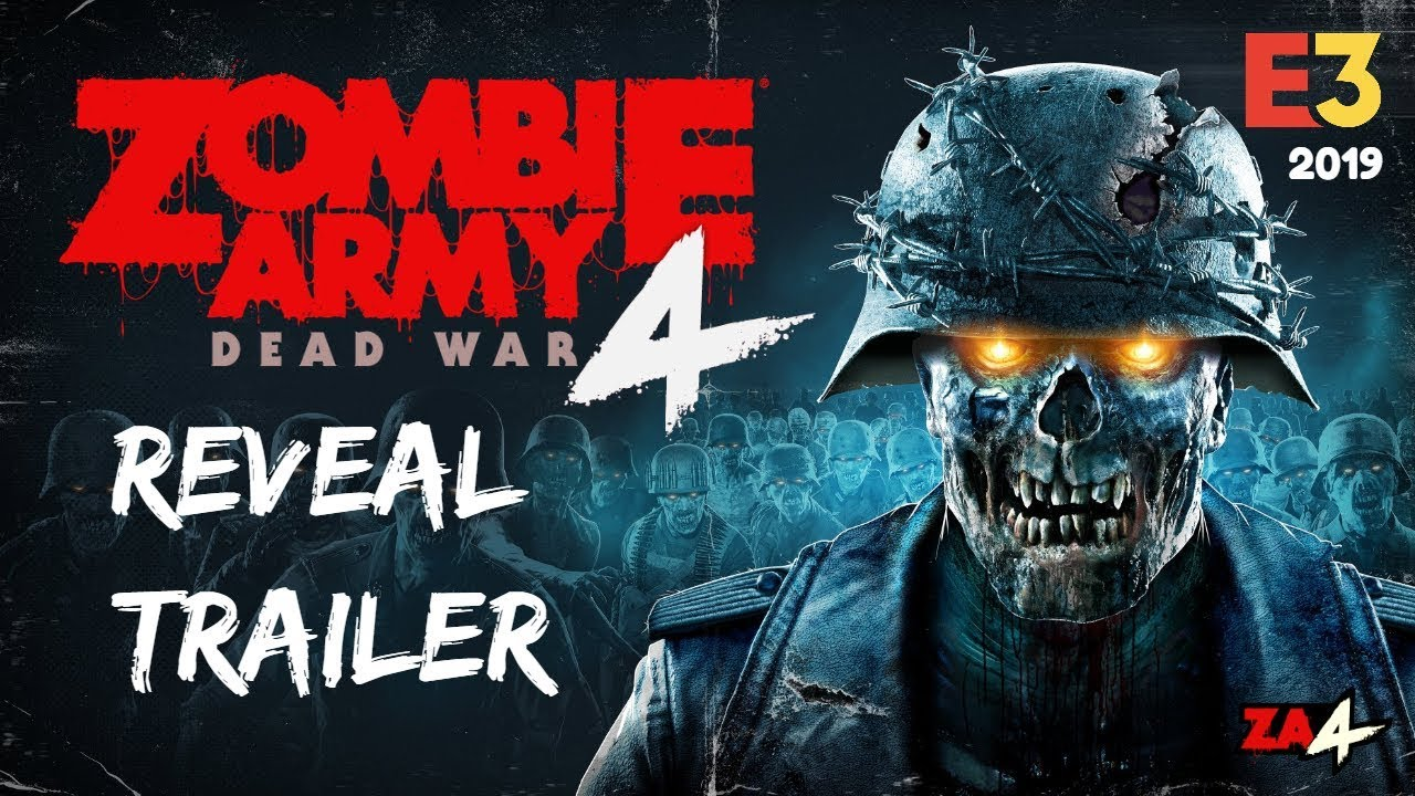 Zombie Army 4 Dead War Reveal Trailer 2020 Xbox One