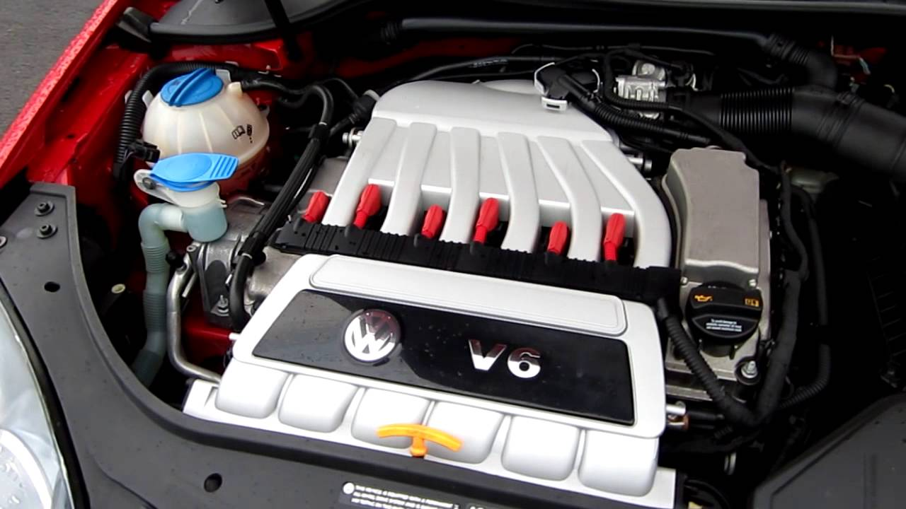 2008 volkswagen golf r32 red stock j18536a engine. Black Bedroom Furniture Sets. Home Design Ideas