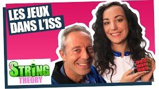 Florence & Jean-François Clervoy nous parlent des jeux dans l