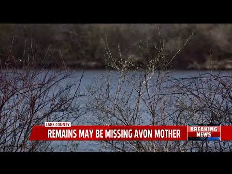Remains found in Crown Point pond believed to be those of missing Avon mom