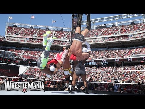 Fatal 4-Way WWE Tag Team Championship Match: WrestleMania 31 Kickoff thumbnail