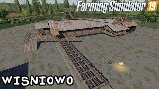 ️Prezentacja mapy - Wiśniowo | Farming Simulator 19 | NetNar