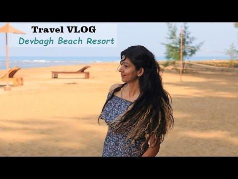 Devbagh Beach Resort - Travel VLOG -...