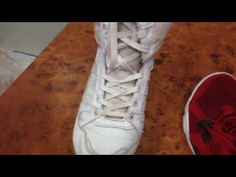 Стираем обувь в стиральной машине ))