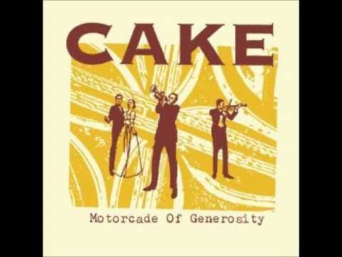 CAKE -  Mr. Mastodon Farm