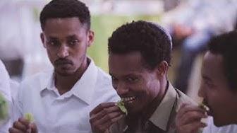 Etiopian juutalaisten pääsiäinen Israelissa