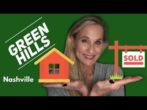 Green Hills, Nashville, Tennessee- Nashville Best Neighborhoods To Live