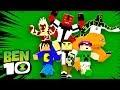 Minecraft: DESAFIO DE HEROIS BEN 10! (Diamante)