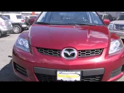 2008 mazda cx 7 new jersey state auto auction nj ny pa ct de md youtube. Black Bedroom Furniture Sets. Home Design Ideas