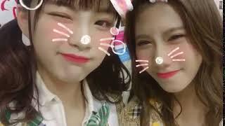 中野麗来 NMB48 ゆうみたんかわいい〜、ってお風呂に入りながら見る中野...