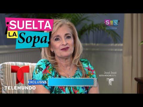 Esposa de José José se reencontró con los hijos del príncipe de la canción | Suelta La Sopa | Entre