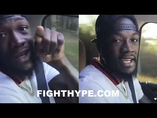 wow-wilder-disses-anthony-joshua-to-praise-tyson-fury-says-fury-experiencing-racism-in-u-k