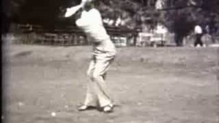 GOLF SWINGS FROM THE 50´S