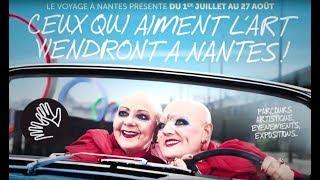 le voyage à Nantes 2017 LSF
