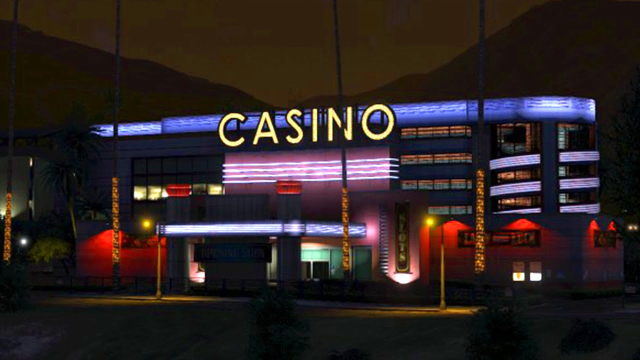 gta 5 casino online on9 games